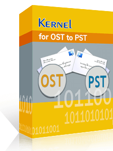 kernel for ost to pst